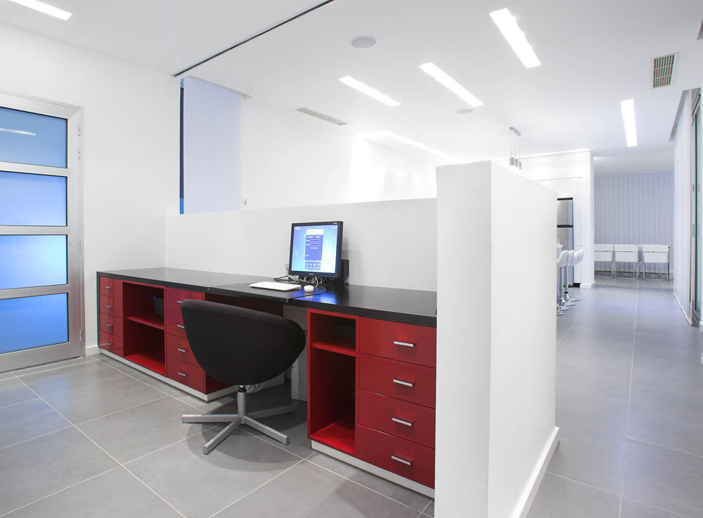 Office Painted